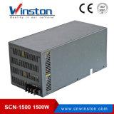 Alimentazione elettrica a una uscita di commutazione di serie Scn-1500 con Ce