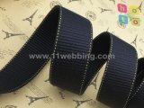Cinturino di nylon spesso della tessitura del Brown del lupo fatto alla cinghia militare