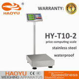 Tcs Digital Platform Scale Stainless Steel 300kg