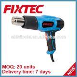 Пушка жары 2000W електричюеского инструмента Fixtec электрическая портативная