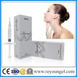 Reyoungel Cross-Linked Injetável para enchimento dérmica bochecha Facial plenitude