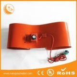 calentador de agua de la C.C. 12V, calentador flexible del caucho de silicón, elementos de calefacción