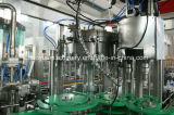 ガラスの炭酸水・のびんの充填機