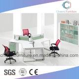 مكتب متحمّل خضراء خشبيّة أثاث لازم مركز عمل