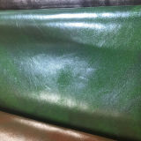 Heet pvc Upholstery Leather van Selling Pu voor Shoes (E6084)