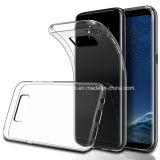 Ультра тонкий прозрачный гибкая подошва из термопластичного полиуретана чехол для Samsung Galaxy S8
