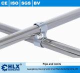 Edelstahl-Zahnstangen-Rohr für Arbeitsplatz Hlx-PP005