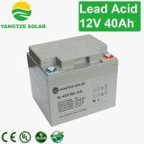 Bateria profunda 12V 40ah do gel do ciclo