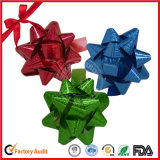 Festival Decoración China Fabricante PP Ribbon Star Bow
