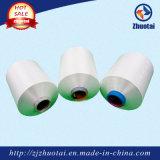 Las materias de color blanco semi aburrido hilo 70/48 DTY Nylon 6*2
