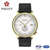 Людей высокого качества фабрики Wristwatches кварца Mechnaical вахт изготовленный на заказ