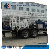 LKW eingehangene Wasser-Vertiefungs-Bohrmaschine