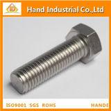 Parafuso do Hex de Ss316 A4-70 DIN933