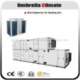 Ar da expansão direta de R407C DX que segura o condicionador de ar de unidade