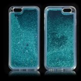 De nieuwe Dekking van het Geval van de Telefoon van de Luxe kleurrijke Mooie Vloeibare Mobiele voor iPhone 6