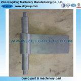 Les pièces de construction CNC pour acier inoxydable en métal