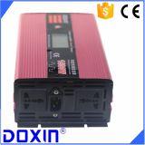 Высокочастотный инвертор силы 1000W с заряжателем батареи & экраном LCD