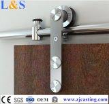 バッファステンレス鋼の引き戸のハードウェアを弱めること