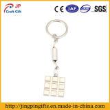 Spazio in bianco all'ingrosso Keychain di alta qualità della fabbrica con il prezzo competitivo