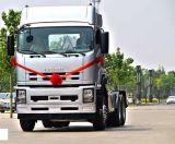 Nuevo carro de acoplado de Isuzu 6X4 que tira de 80 toneladas
