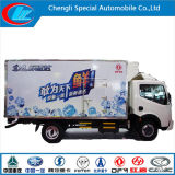 Тележка Dongfeng Tianjin 4*2 Refrigerated 180HP