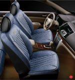 Pvc Jean Style van de Dekking van de Zetel van de auto voor 2 Zetels