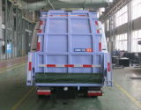 Cimc de Chassis van de Vrachtwagen van de Collector van het Afval van de Compressie