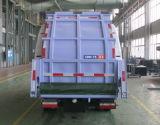 De Vrachtwagen van de Collector van het Afval van de compressie