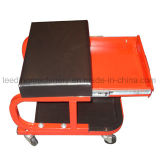 Carrello riempito Seat Car Van Workshop Stool del Creeper con il cassetto