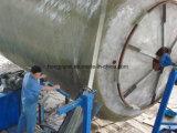 Tanque de fibra de vidro que faz a máquina - tipo horizontal para Dn500 - Dn10000mm