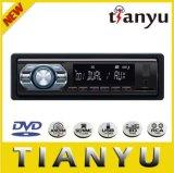 1DIN DVD Carro de rádio FM estéreo, leitor de MP3