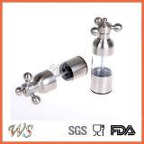 Smerigliatrice moderna del sale e di pepe dell'acciaio inossidabile di disegno industriale Ws-Pg007