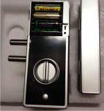 Fingerabdruck-setzen Glastür-Verschluss-System mit Mehrfachverbindungsstelle Methode frei
