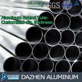 Het Profiel van het aluminium voor het Ronde Geanodiseerde Profiel van de Uitdrijving van het Aluminium van de Buis