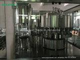 Botella de enjuague automático de llenado de la máquina que capsula (3-en-1 máquina de embotellado HSG40-40-10)