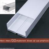 Приспособление освещения потолка светлого канала профиля 7432 СИД алюминиевое