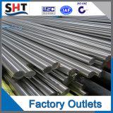 Barra redonda de Rod del acero inoxidable de ASTM 304