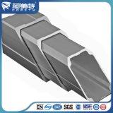 Eloxiert Verschiedene Farbe Extrudierte Aluminium Quadrat Rohr / Rohr