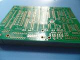 Single Trace Impedance 制御されたPCB 2つの層の液浸の金のボード
