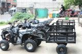 Gran capacidad de almacenamiento de 400kg de carga Granja ATV