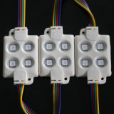 Las luces LED para firmar boards