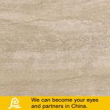 Couleur kaki de tuile en pierre rustique de porcelaine pour le plancher