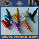Pezzi meccanici di CNC di precisione su ordinazione