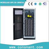 Três fases on-line modulares on-line com fator de potência 1.0 30-90kw