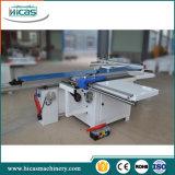 Sierras correderas automáticas de panel de mesa para carpintería