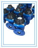 De Meter van het Water van het Type van Woltman met Impuls Transmmition 100 Liter per Impuls