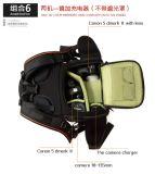Zaino di nylon Anti-Shock di Len Digital DSLR della macchina fotografica dell'Anti-Acqua di modo di marca di Redswan (RS-3050)