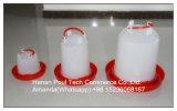 Bebedor plástico da água para o cultivo da grelha e da galinha