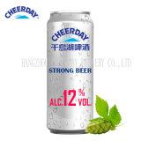 bier van de Alcohol van 12%Vol 500ml Hangzhou China het Sterke