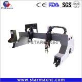 La llama de fuego de la calidad de la máquina de corte de Plasma de corte para Metal Aluminio